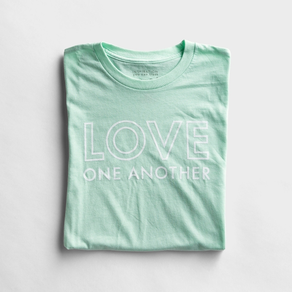 Candace Cameron Bure - Love One Another - Relaxed Fit T-Shirt