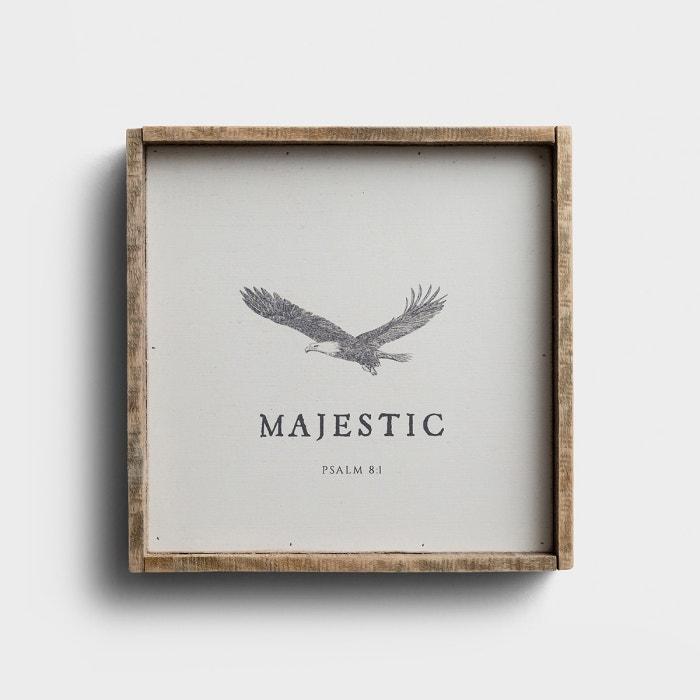 Majestic - Framed Wall Art
