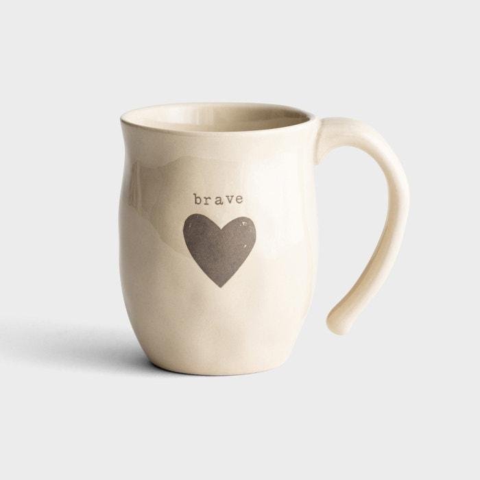 Brave Heart - Stoneware Mug