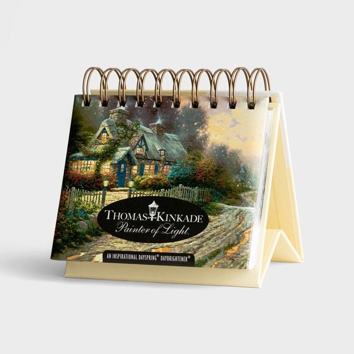 Thomas Kinkade- Painter of Light- Perpetual Calendar
