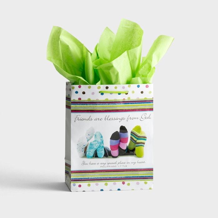 Friends - Medium Gift Bag with Tissue