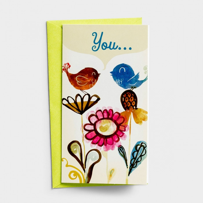 Little Inspirations - Friendship - 6 Cards Per Pack