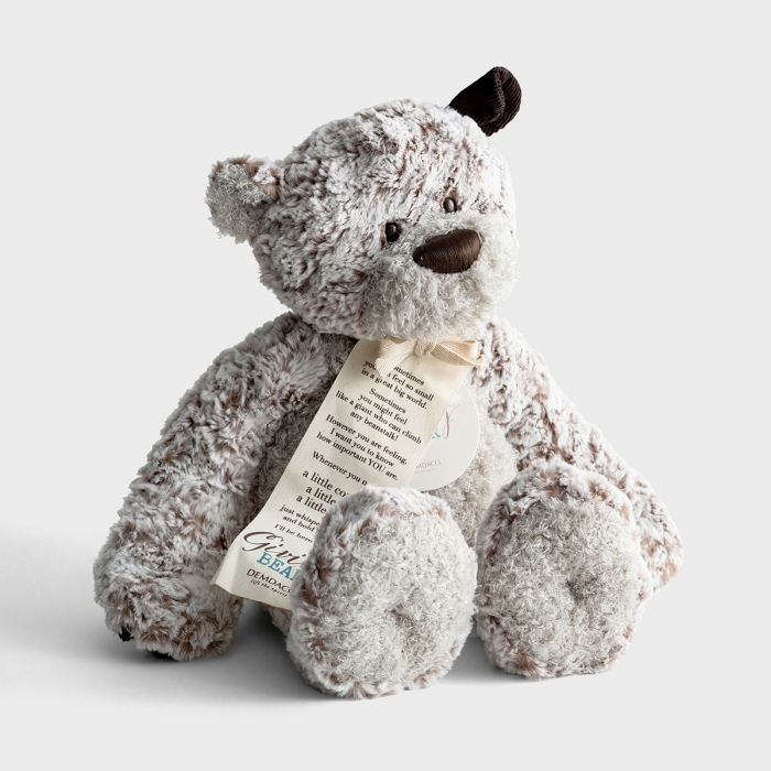 I'll Be Here for You - Plush Giving Bear