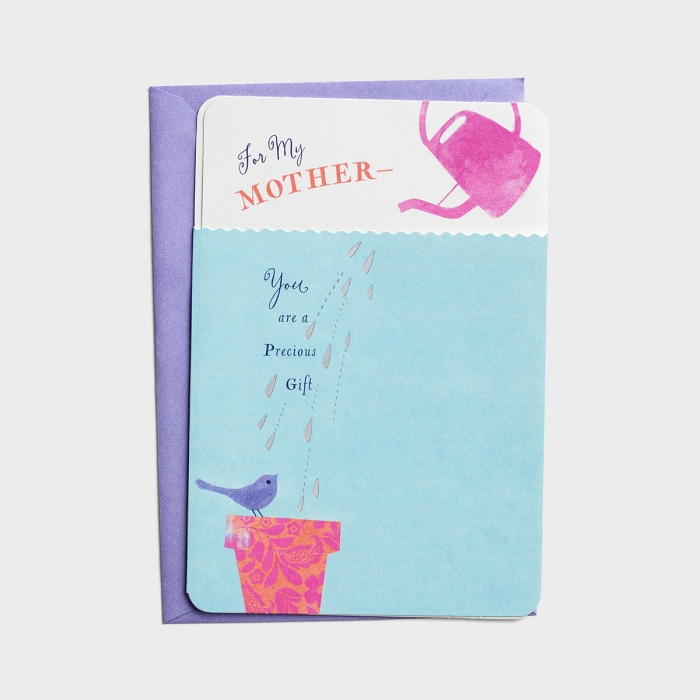 Mother's Day - Precious Gift - 1 Premium Card