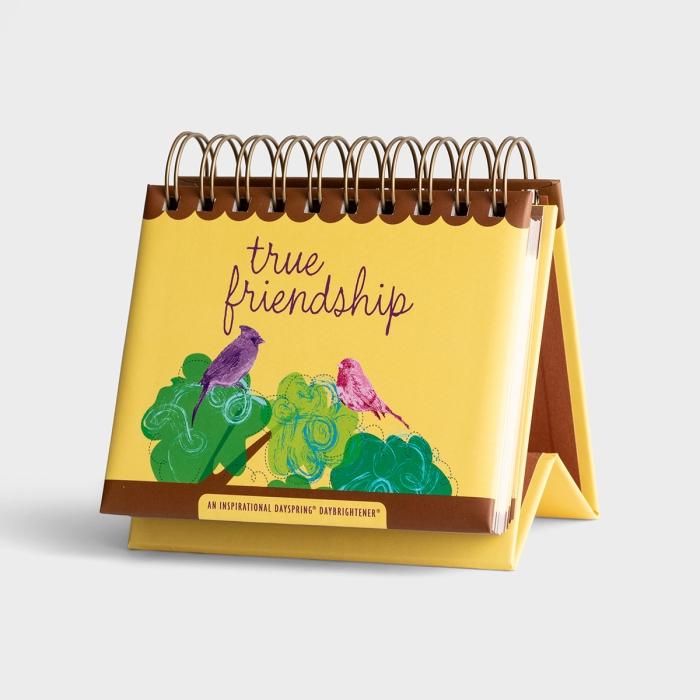 True Friendship - 365 Day Perpetual Calendar