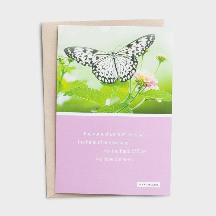 Max Lucado - Sympathy - Tender Comfort - 6 Premium Cards
