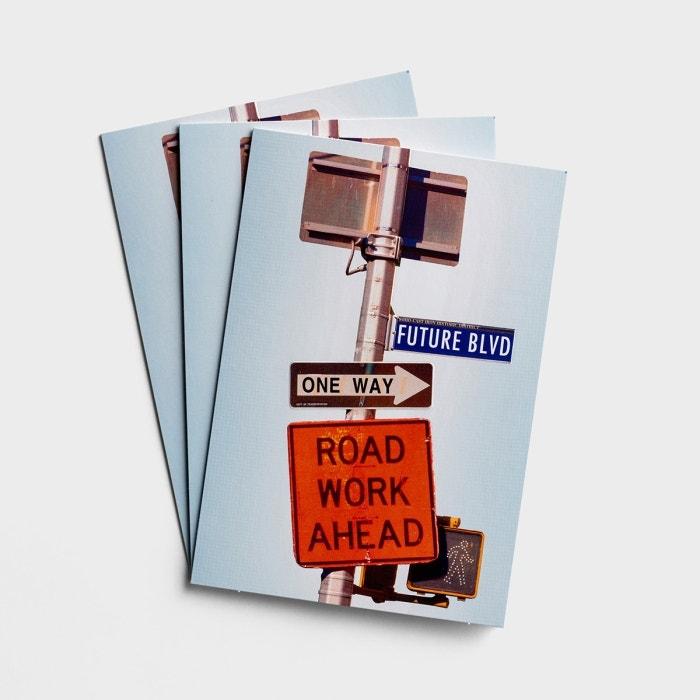 Graduation - One Way - 3 Premium Cards