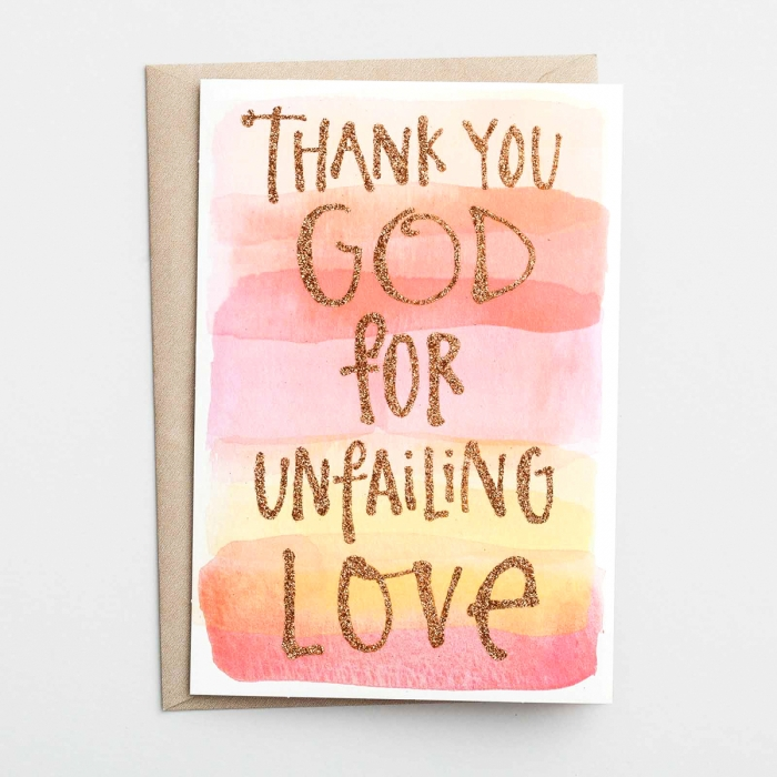 Sadie Robertson - All Occasions - Thank You God - 3 Premium Cards