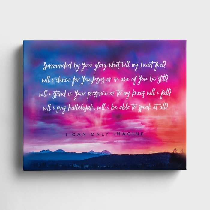 I Can Only Imagine™ - Gallery Wrapped Canvas