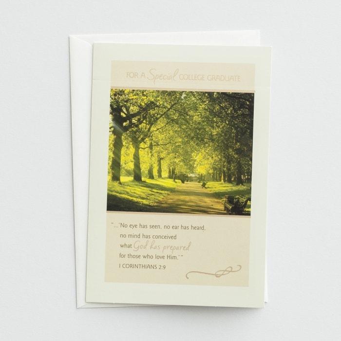 Graduation - For a Special College Graduate - 3 Cards