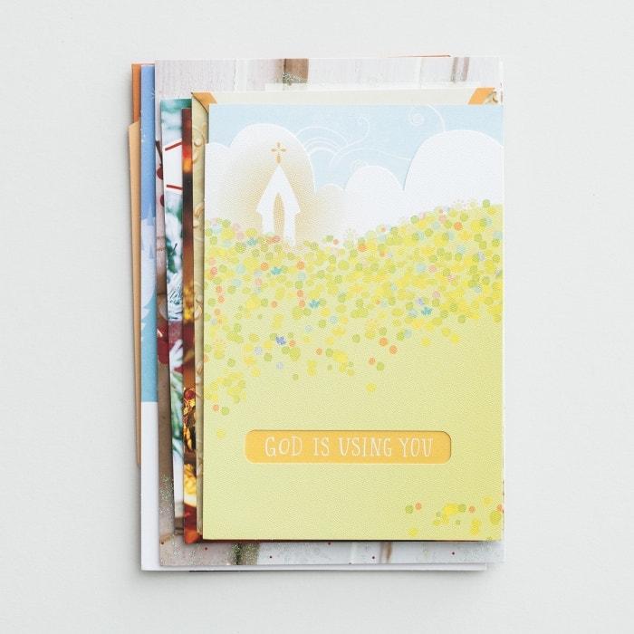 Fall & Winter Seasonal - 10 Premium Card Assortment