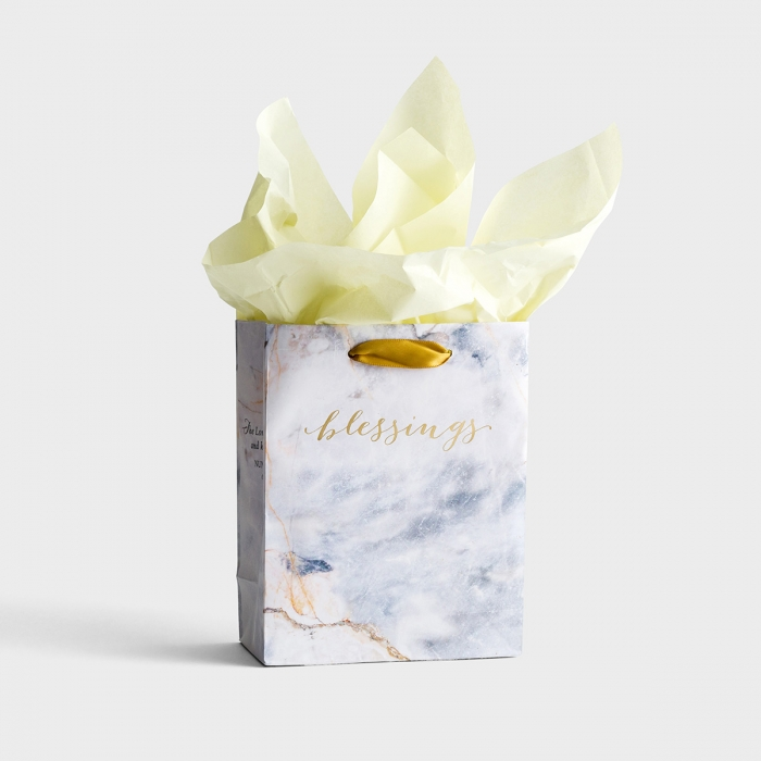 Blessings - Small Gift Bag with Tissue