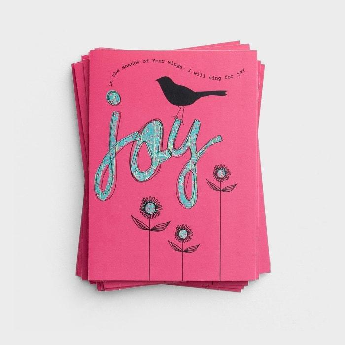 Joy - 10 Note Cards