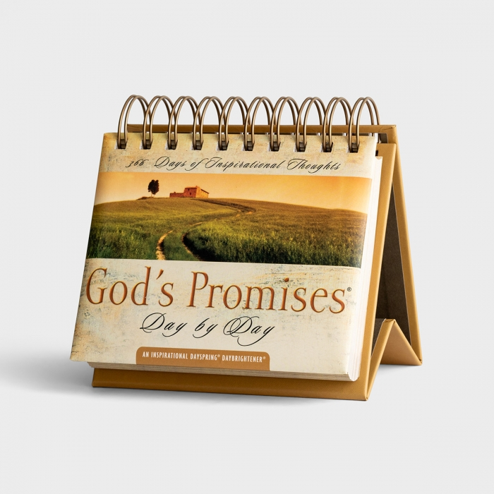 God's Promises® - Day by Day - Perpetual Calendar