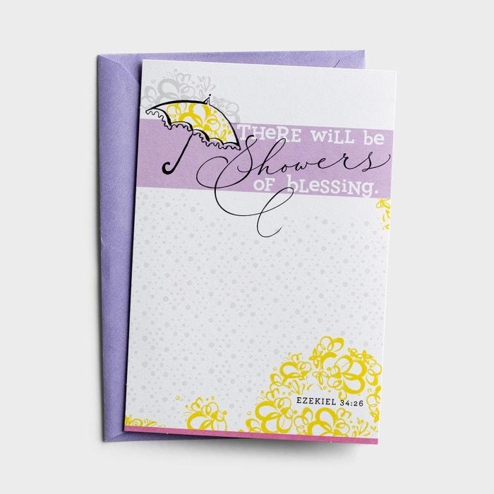 Wedding - Wedding Shower - 1 Premium Card