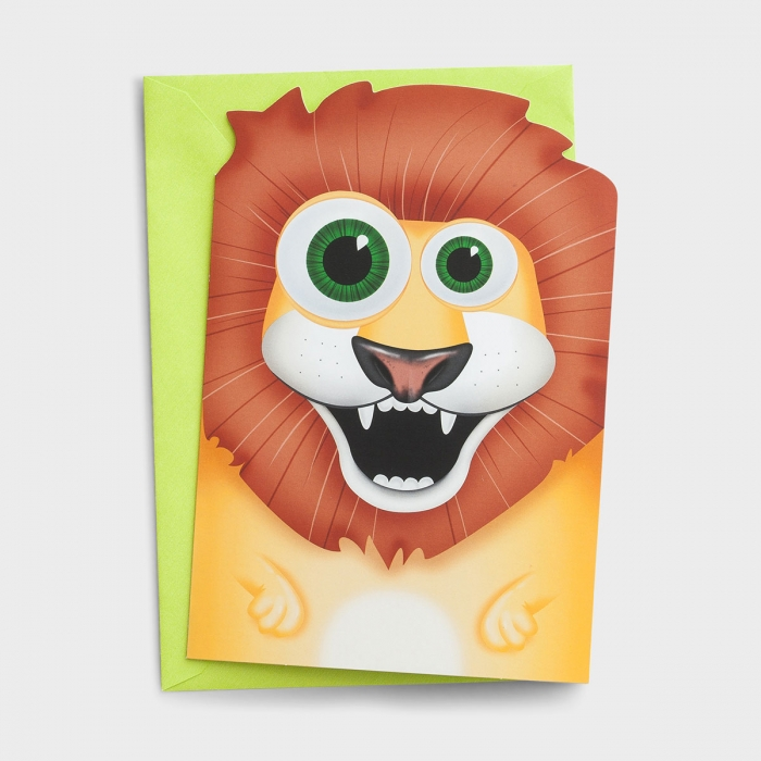 U-NEEKS - Thinking of You - Roy - 3 Premium Cards for Kids