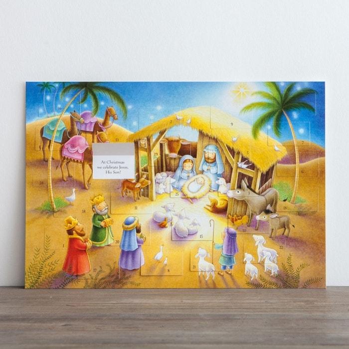 Nativity - Advent Calendar