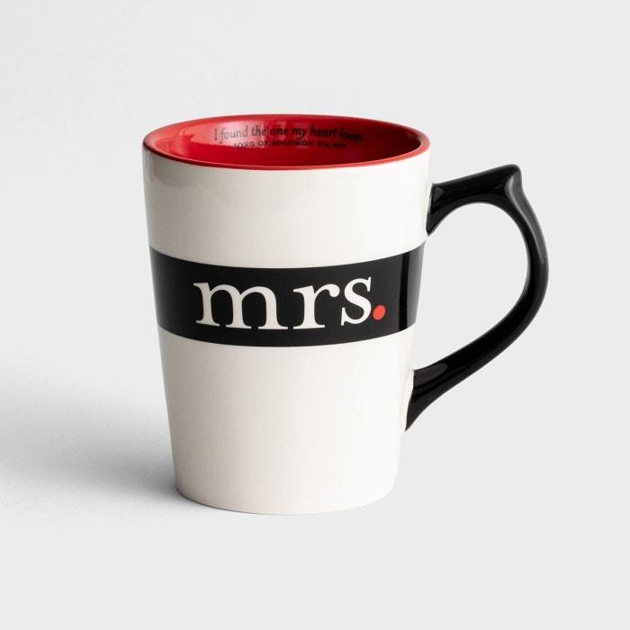Mr. & Mrs. - Mrs. - Classic Mug