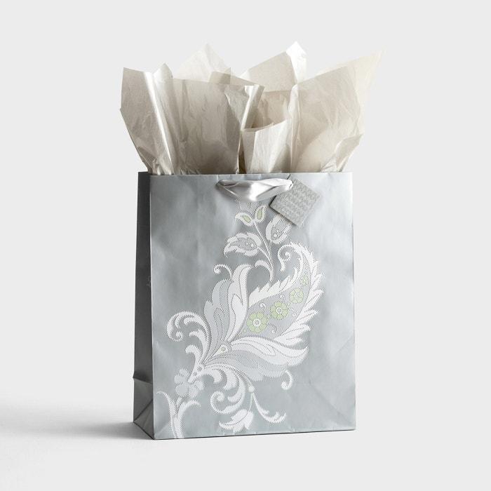 Everlasting Joy - Jumbo Gift Bag with Tissue