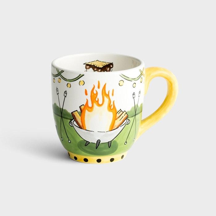 Campfire & S'mores - Ceramic Mug