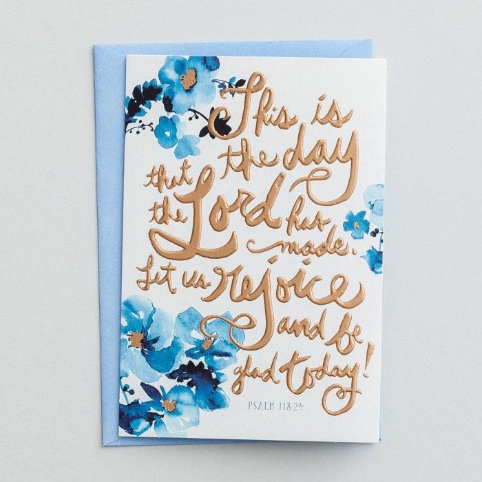 All Occasion - Rejoice - 3 Premium Cards