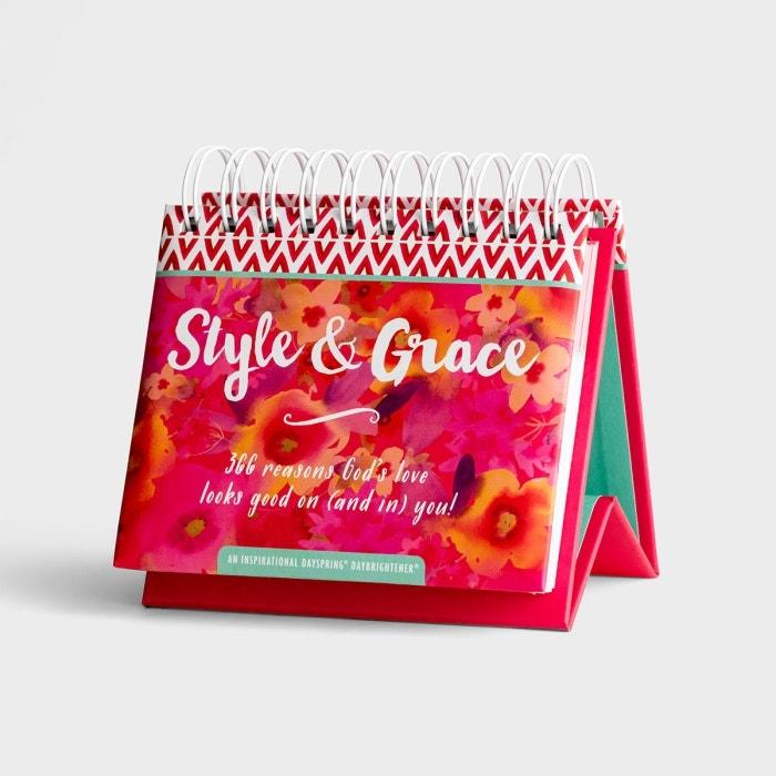 Style & Grace - 365 Day Perpetual Calendar