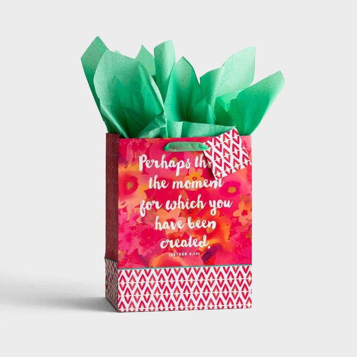 This Is the Moment - Medium Gift Bag with Tissue