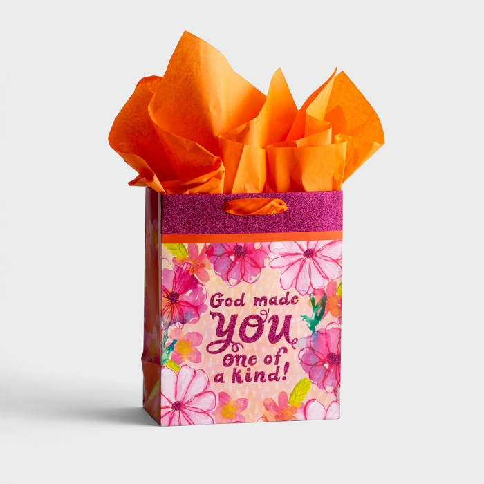 God Made You - Medium Gift Bag with Tissue