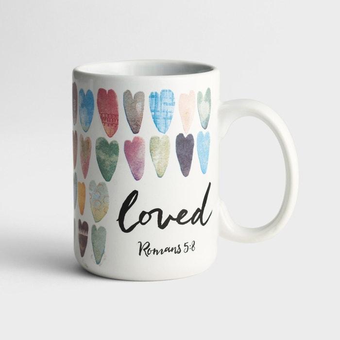 Loved - Ceramic Mug
