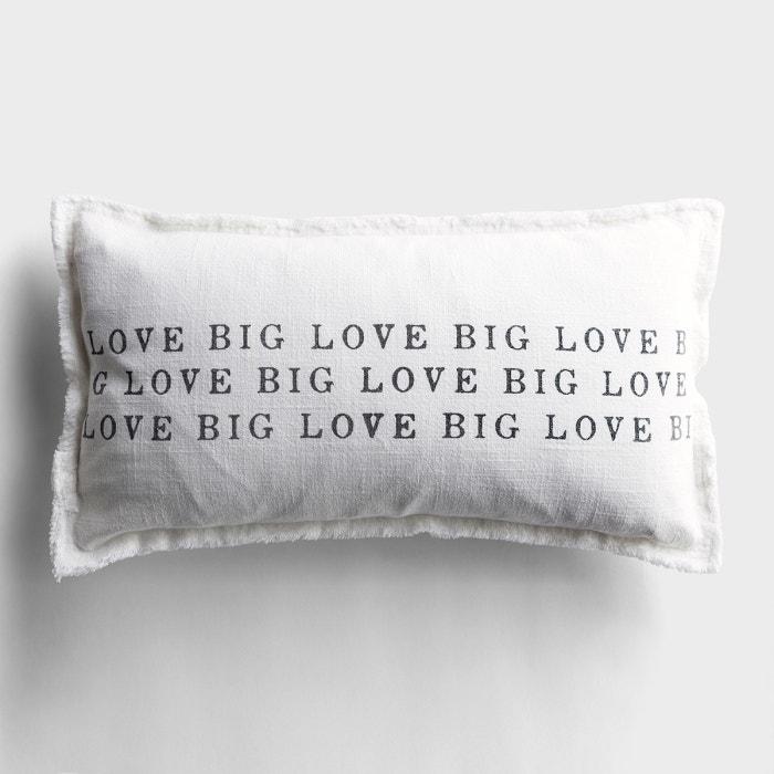 Love Big - Lumbar Pillow