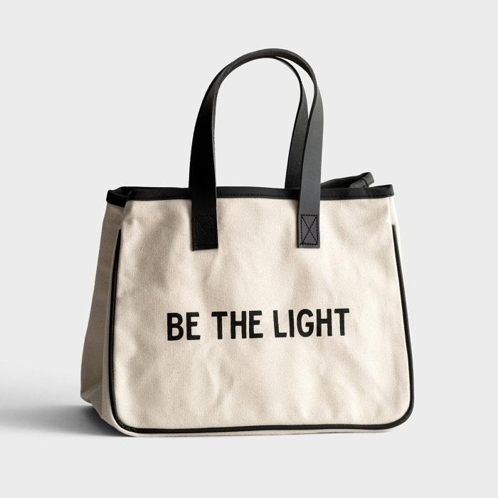Mini Canvas Tote - Be the Light