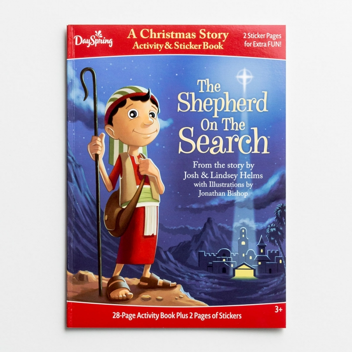 The Shepherd On The Search - Children's Activity Book