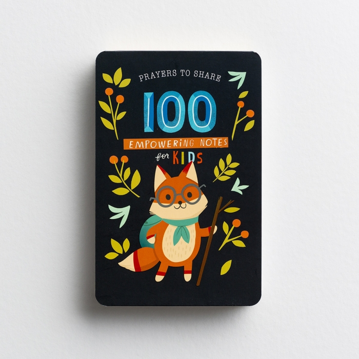 Prayers To Share - 100 Empowering Notes For Kids