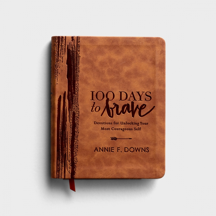 Annie F. Downs - 100 Days to Brave - Deluxe Edition