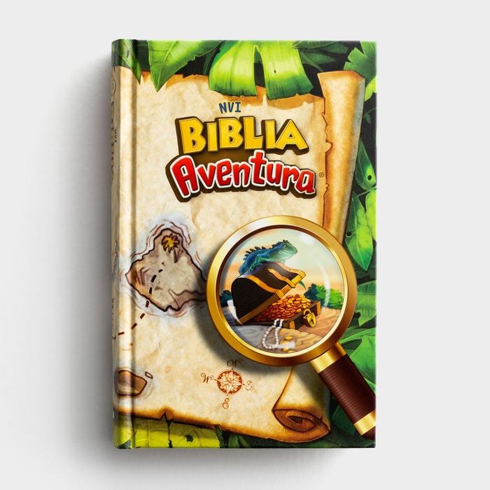 Biblia Aventura NVI, Enc. Dura