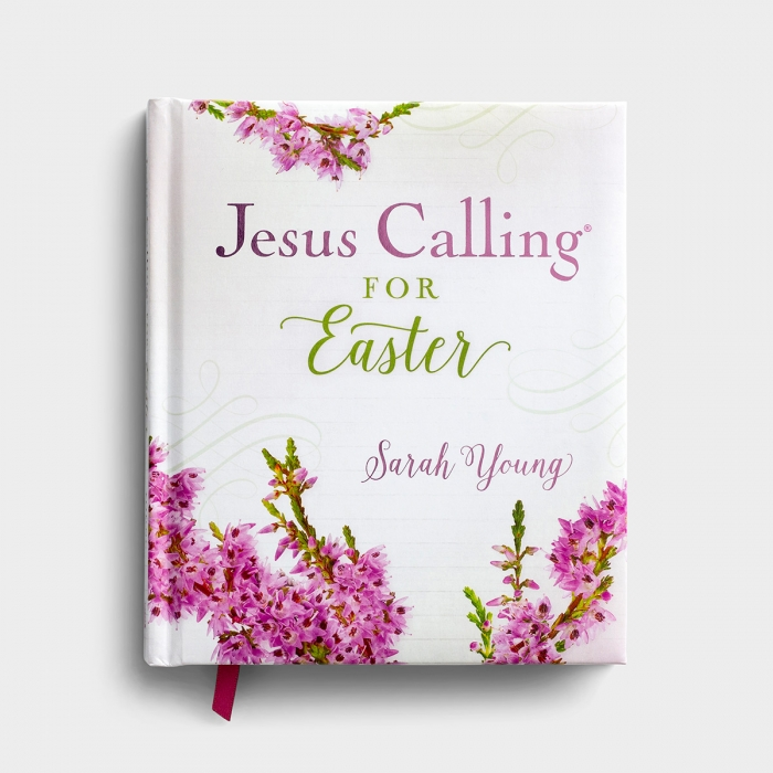 Sarah Young - Jesus Calling® for Easter - 50 Devotions with Scripture