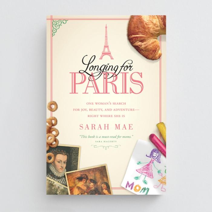 Sarah Mae - Longing for Paris