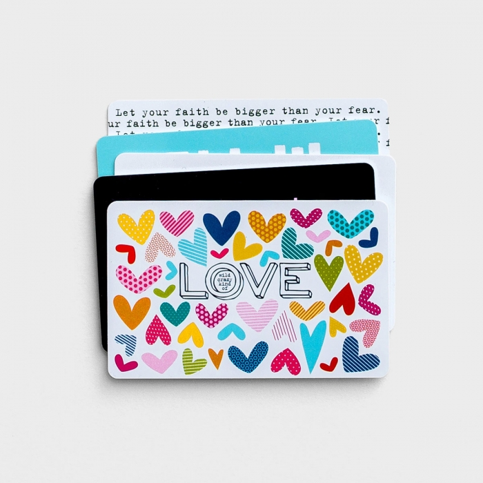 Illustrated Faith - Paint It - Paint Cards, Set of 5