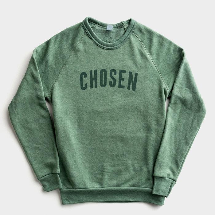 Chosen Sweatshirt