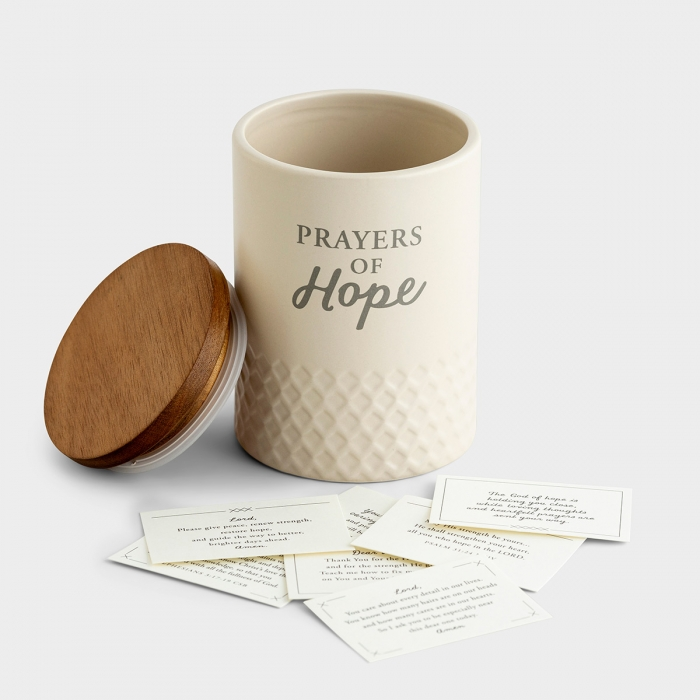 Prayers of Hope - Message Jar