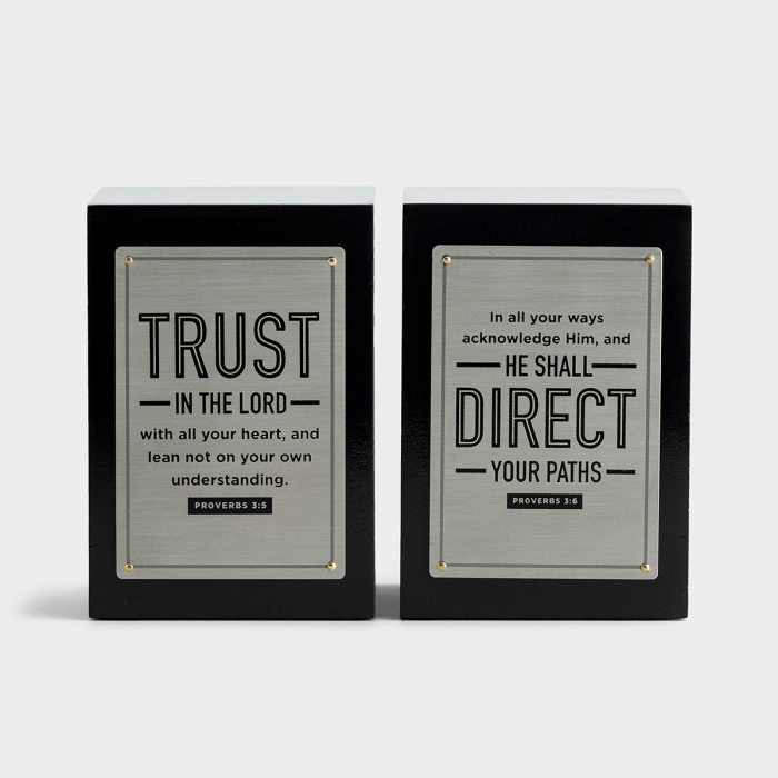 Trust In The Lord - Bookends