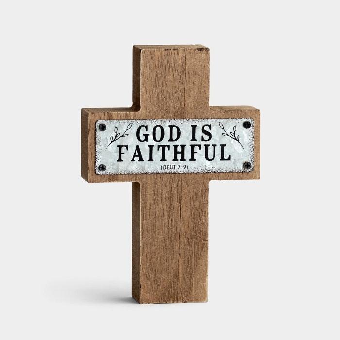 Faithful - Small Cross