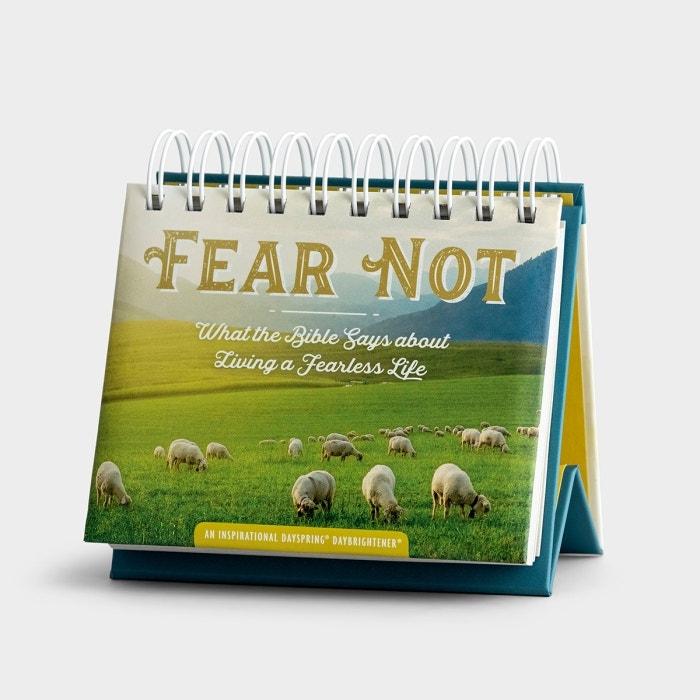 Fear Not - Perpetual Calendar