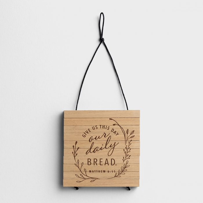 Our Daily Bread - Expandable Trivet