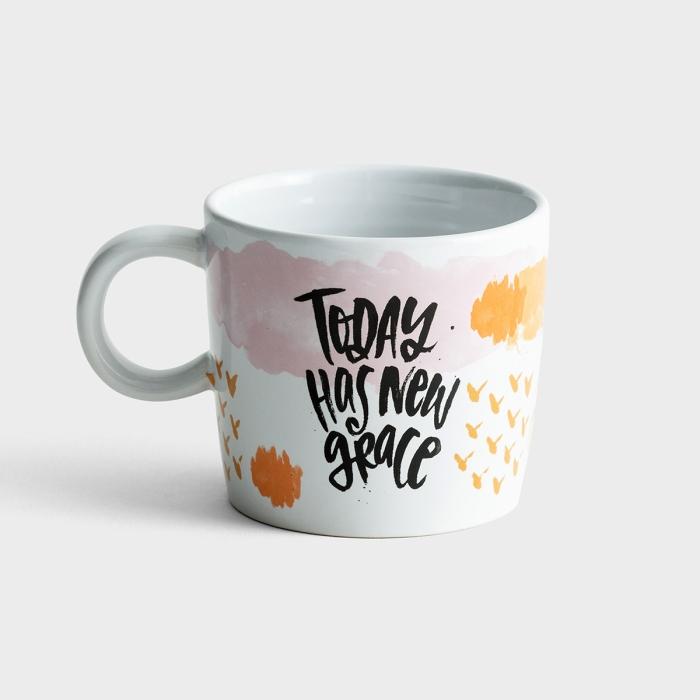 Katygirl - Today Has New Grace - Ceramic Mug