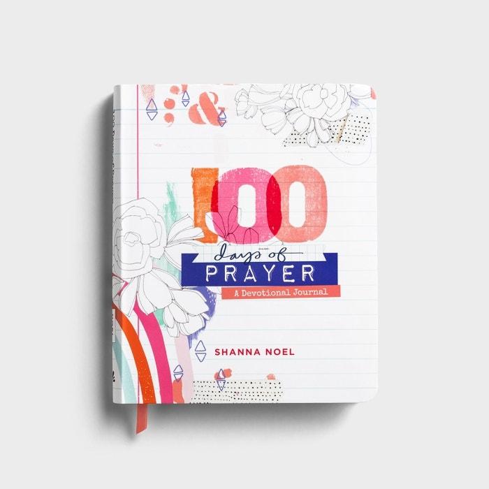 Shanna Noel - 100 Days of Prayer - Devotional Journal