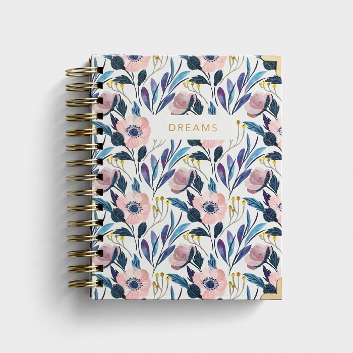 Dreams - Scripture Journal with The Comfort Promises™