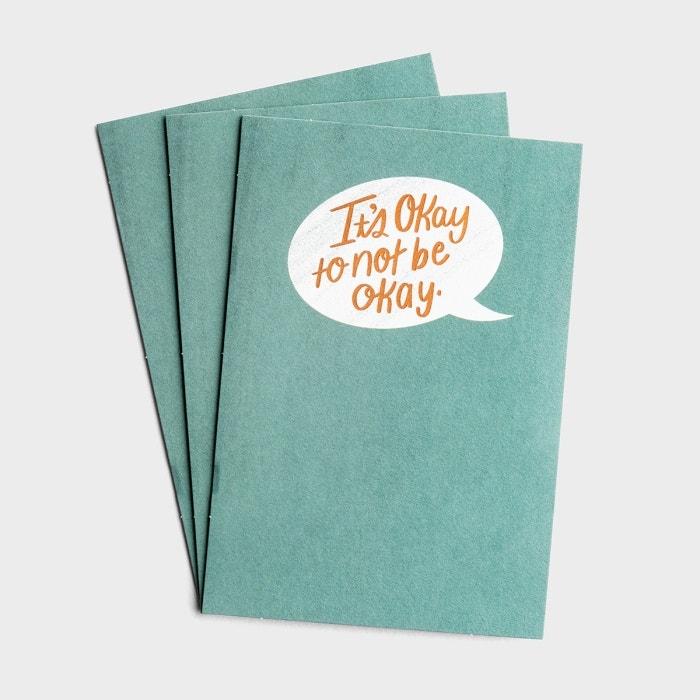 The Struggle Bus - Everyday Empathy - It's Okay - 3 Premium Cards
