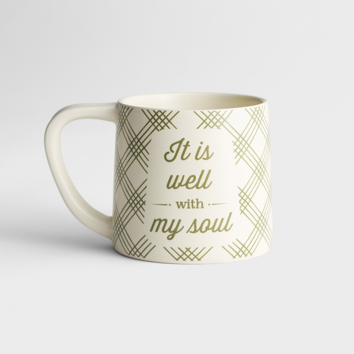 It Is Well With My Soul - Ceramic Mug