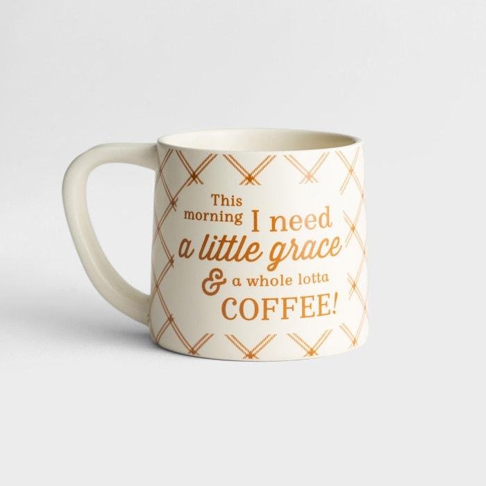 Grace & Coffee - Ceramic Mug